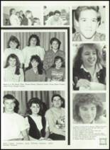 1989 Ida High School Yearbook Page 44 & 45