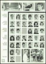 1989 Ida High School Yearbook Page 48 & 49