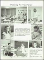 1989 Ida High School Yearbook Page 54 & 55