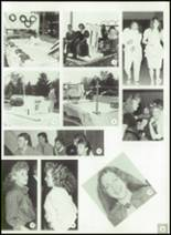 1989 Ida High School Yearbook Page 62 & 63