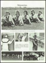 1989 Ida High School Yearbook Page 66 & 67