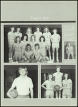 1989 Ida High School Yearbook Page 68 & 69