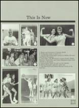 1989 Ida High School Yearbook Page 70 & 71