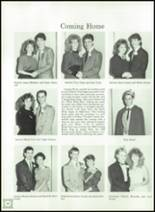 1989 Ida High School Yearbook Page 72 & 73