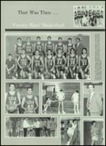 1989 Ida High School Yearbook Page 78 & 79