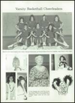 1989 Ida High School Yearbook Page 80 & 81