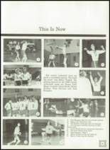 1989 Ida High School Yearbook Page 86 & 87