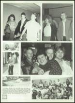 1989 Ida High School Yearbook Page 98 & 99