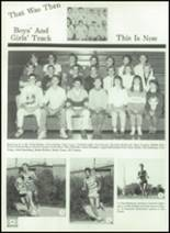 1989 Ida High School Yearbook Page 104 & 105