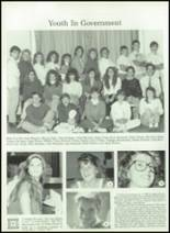 1989 Ida High School Yearbook Page 106 & 107