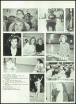 1989 Ida High School Yearbook Page 108 & 109