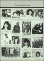 1989 Ida High School Yearbook Page 110 & 111