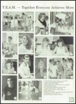 1989 Ida High School Yearbook Page 112 & 113