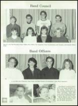 1989 Ida High School Yearbook Page 118 & 119