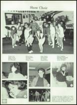 1989 Ida High School Yearbook Page 122 & 123