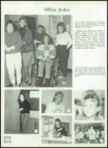 1989 Ida High School Yearbook Page 126 & 127
