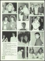 1989 Ida High School Yearbook Page 128 & 129