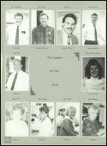 1989 Ida High School Yearbook Page 132 & 133