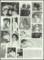 1989 Ida High School Yearbook Page 138 & 139