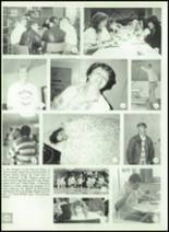 1989 Ida High School Yearbook Page 142 & 143