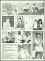 1989 Ida High School Yearbook Page 152 & 153