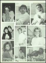 1989 Ida High School Yearbook Page 154 & 155