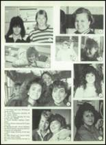 1989 Ida High School Yearbook Page 158 & 159