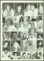 1989 Ida High School Yearbook Page 164 & 165