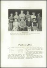 1945 Strong High School Yearbook Page 12 & 13
