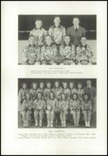 1945 Strong High School Yearbook Page 28 & 29