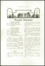 1945 Strong High School Yearbook Page 32 & 33