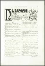 1945 Strong High School Yearbook Page 38 & 39