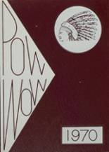 1970 Yearbook Cheyenne Mountain High School