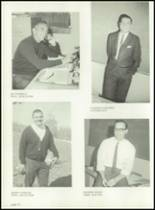 1967 Riverside High School Yearbook Page 16 & 17