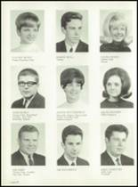 1967 Riverside High School Yearbook Page 30 & 31