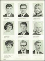 1967 Riverside High School Yearbook Page 42 & 43