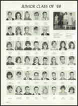 1967 Riverside High School Yearbook Page 54 & 55