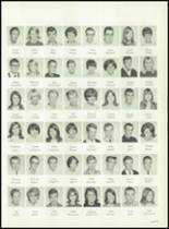 1967 Riverside High School Yearbook Page 58 & 59