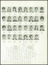 1967 Riverside High School Yearbook Page 66 & 67