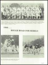 1967 Riverside High School Yearbook Page 68 & 69