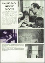 1982 McClain High School Yearbook Page 10 & 11