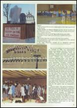 1982 McClain High School Yearbook Page 12 & 13