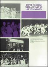 1982 McClain High School Yearbook Page 14 & 15
