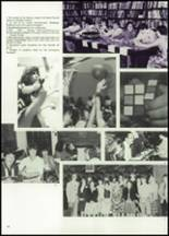 1982 McClain High School Yearbook Page 18 & 19