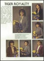 1982 McClain High School Yearbook Page 20 & 21