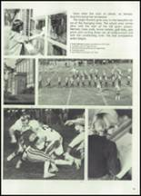 1982 McClain High School Yearbook Page 22 & 23