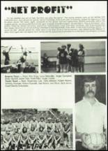 1982 McClain High School Yearbook Page 24 & 25