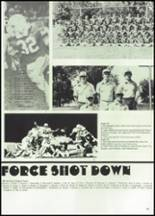 1982 McClain High School Yearbook Page 28 & 29
