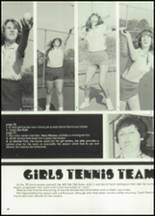 1982 McClain High School Yearbook Page 30 & 31