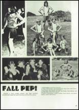1982 McClain High School Yearbook Page 32 & 33